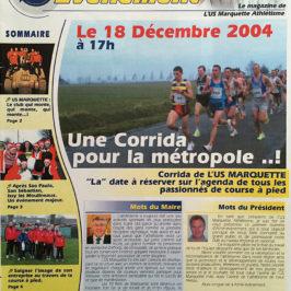 corrida 2004